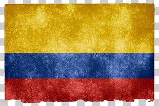 Flag Of Colombia T-shirt PNG