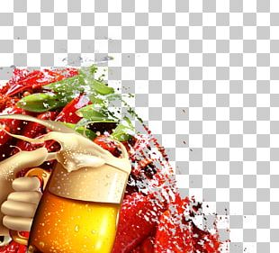Beer Watercolor Painting Food PNG