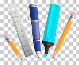 School Supplies Ruler PNG