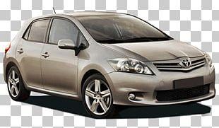 Toyota Auris Car Toyota Land Cruiser Prado Toyota Vitz PNG