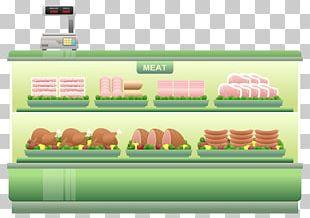 Meat Supermarket Food PNG