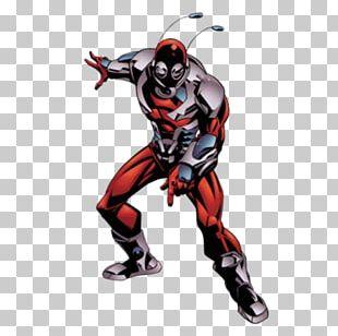 Superhero Atom Ant Clint Barton Batman Cartoon PNG