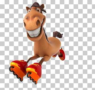 Horse Cartoon Photography PNG