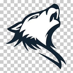 Arctic Wolf Lone Wolf PNG