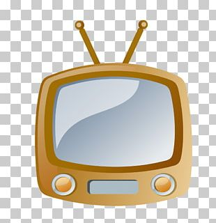 Cartoon Television Illustration PNG