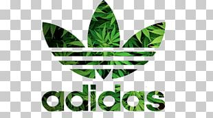 T-shirt Adidas Originals Cannabis Logo PNG