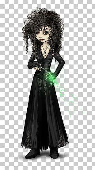 Bellatrix Lestrange Drawing Hogwarts Fan Art Slytherin House PNG
