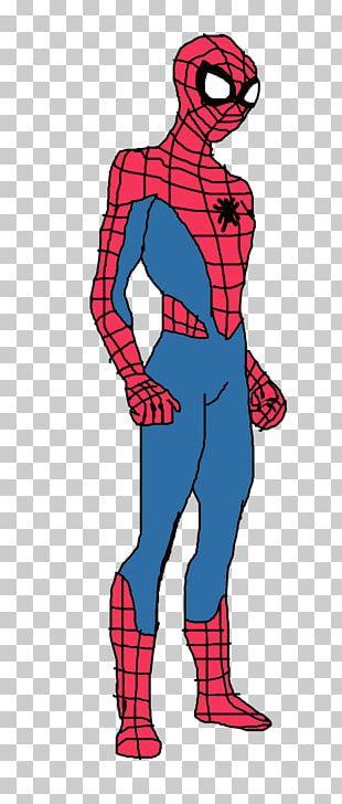 Captain America Spider-Man Marvel Comics Drawing PNG