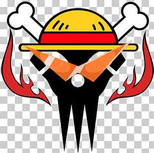 Monkey D. Luffy Nami Usopp Straw Hat Pirates Jolly Roger PNG