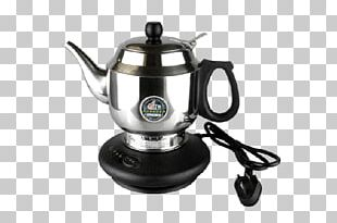 Electric Kettle Teapot Coffee Percolator PNG