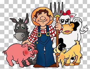 Look At! Farm Animals Livestock PNG