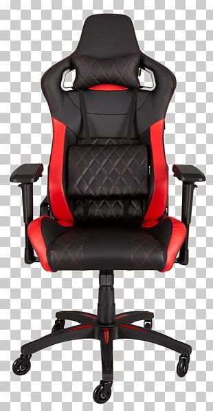 Office & Desk Chairs Seat Armrest Gaming Chair PNG