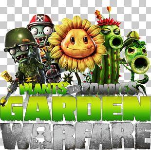 Plants Vs. Zombies: Garden Warfare 2 Video Game PNG
