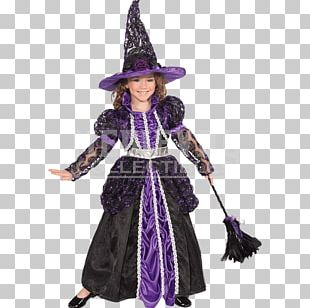 Costume Design Witchcraft Child Clothing PNG