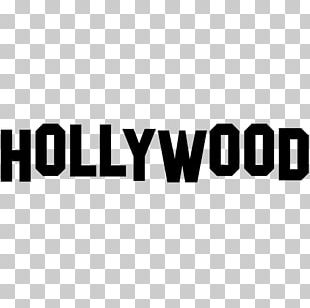 Hollywood Sign Hollywood Walk Of Fame Hollywood Boulevard Typeface Font PNG