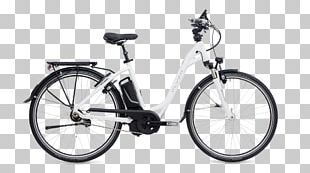 Electric Bicycle Pedelec Mountain Bike Bicycle Wheels PNG