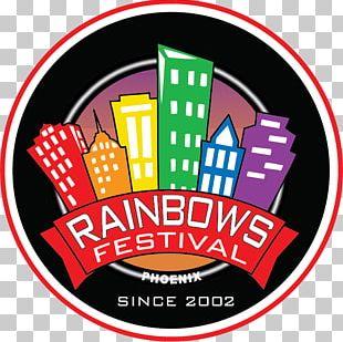 Rainbow Dash Color Logo Printing PNG