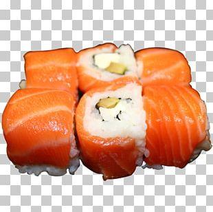 California Roll Sushi Japanese Cuisine Sashimi Tempura PNG