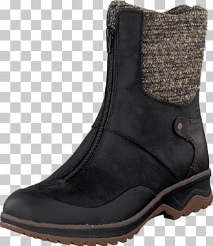 Chelsea Boot Shoe Leather Moon Boot PNG