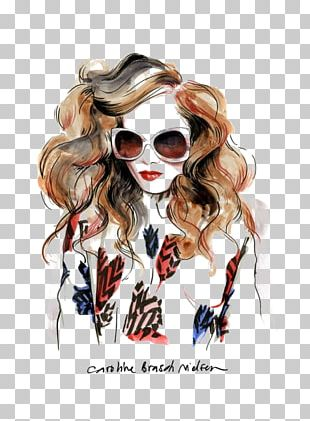 Watercolor Painting Fashion Illustration Drawing Illustration PNG