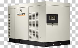 Generac Power Systems Standby Generator Electric Generator Generac Protector 25 KW Standby Generac RG02515ANAX PNG