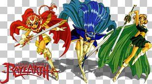 Magic Knight Rayearth Fan Art Manga Fiction PNG