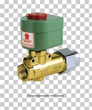 Solenoid Valve Fuel Oil Fuel Gas Natural Gas PNG