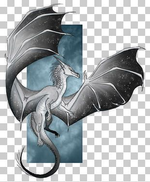 Wings Of Fire Nightwing Drawing Dragon PNG