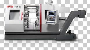 Machine Tool Lathe Traub Drehmaschinen Milling PNG