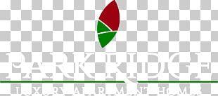 Park Ridge Apartments Real Estate Logo Font PNG