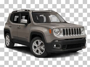 2018 Jeep Renegade Limited SUV Sport Utility Vehicle Dodge Ram Pickup PNG