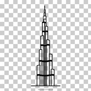 Burj Khalifa Burj Al Arab Drawing Tower Skyscraper PNG