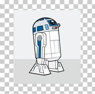 R2-D2 Star Wars Logo Droid PNG