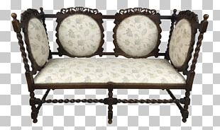Chair Bench Couch Product Design PNG