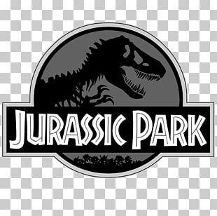 Logo Jurassic Park Film Brand Font PNG