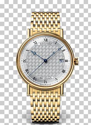 Breguet Watch Chronograph Strap Rolex PNG