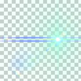 Light Line Blue Point Angle PNG