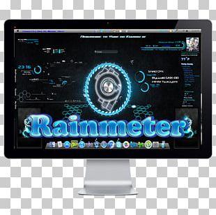 Theme Rainmeter Windows Vista Desktop Windows XP PNG