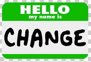 Name Tag Name Change PNG