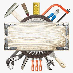 Hardware Maintenance Tools PNG