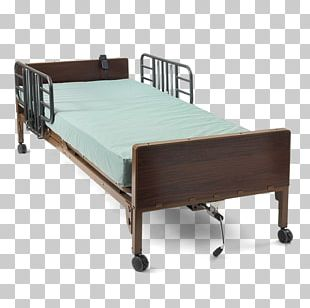 Hospital Bed Home Care Service Adjustable Bed Bed Frame PNG