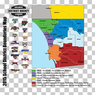 San Diego Unified School District Poway Unified School District Santee PNG