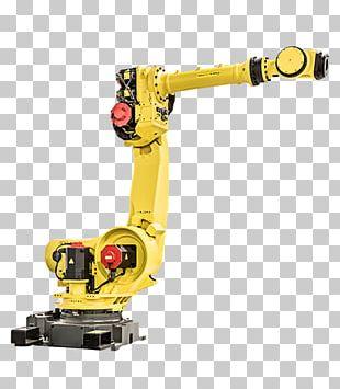 Robotics FANUC Industrial Robot RobotWorx PNG