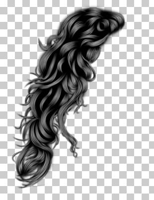 Hairstyle Portable Network Graphics Black Hair PNG