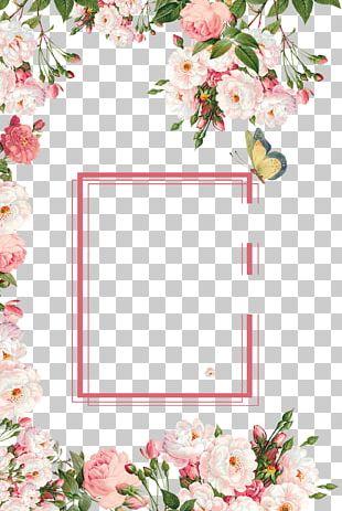 Poster Sales Promotion Flower PNG