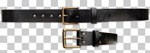 Belt John Neeman Tools Leather Watch Strap Clothing Accessories PNG