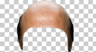 Bald Head Snapchat Filter PNG