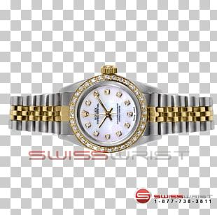 Rolex Oyster Perpetual Watch Strap Bling-bling PNG