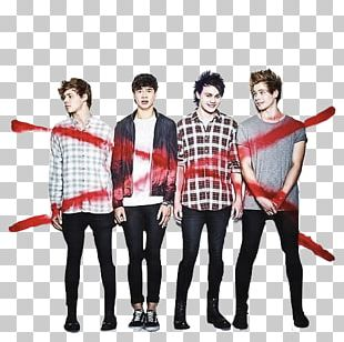 5 Seconds Of Summer Musical Ensemble Album Boy Band PNG