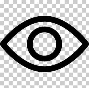 Eye Computer Icons Visual Perception PNG